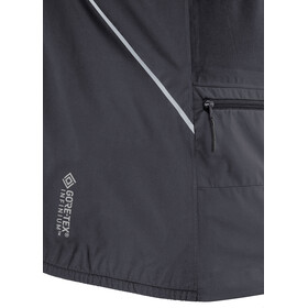 GORE WEAR R7 Partial Gore-Tex Infinium Vest Herrer, grå/sort